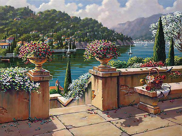 Lake Como Terrace
